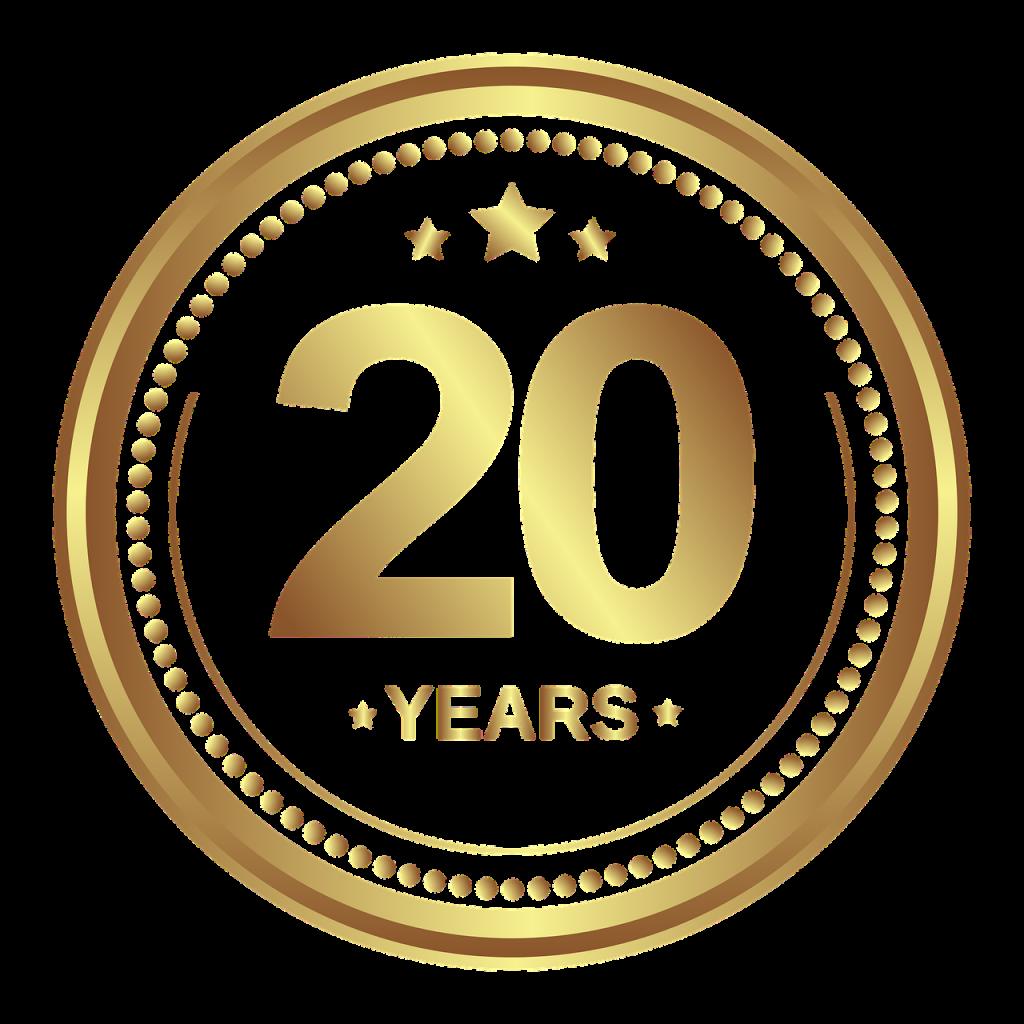 Wir feiern 20-Jähriges Bestehen
